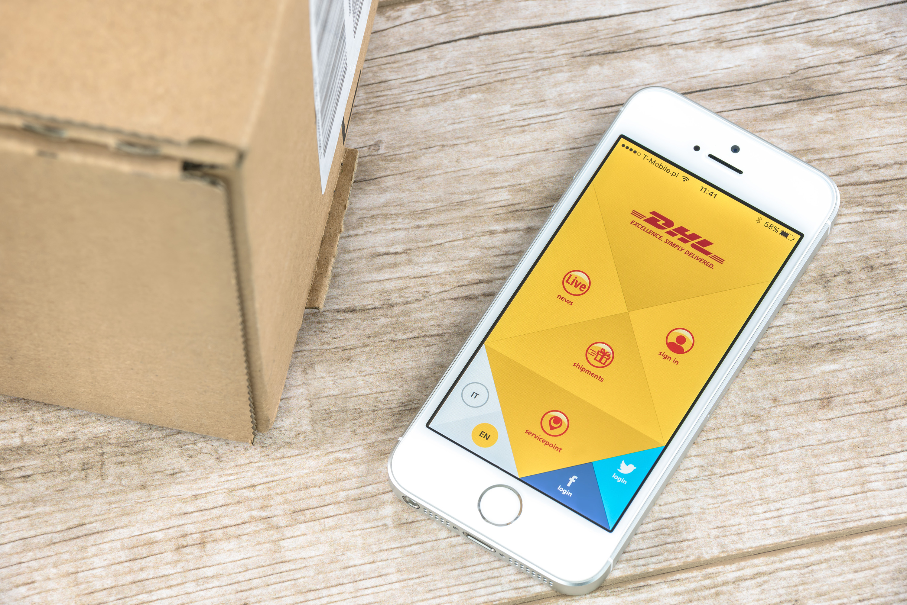 DHL aims to change the face of logistics industry in the GCC