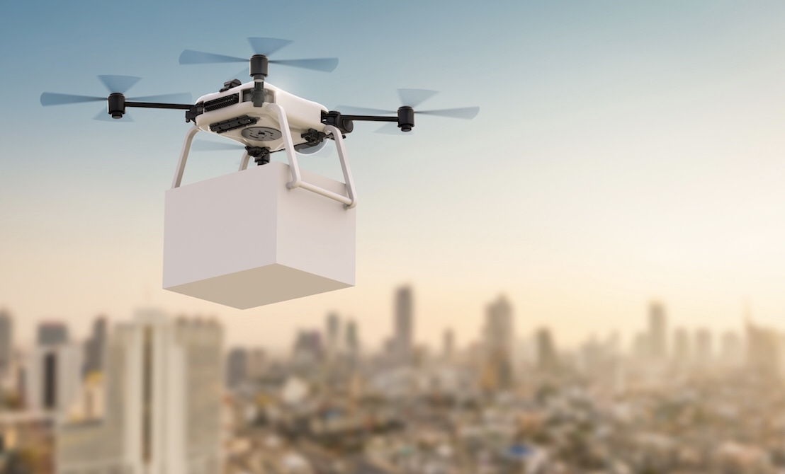 Eniverse launches DoorBox to take Dubai a step closer to having its first fully-automated drone delivery service