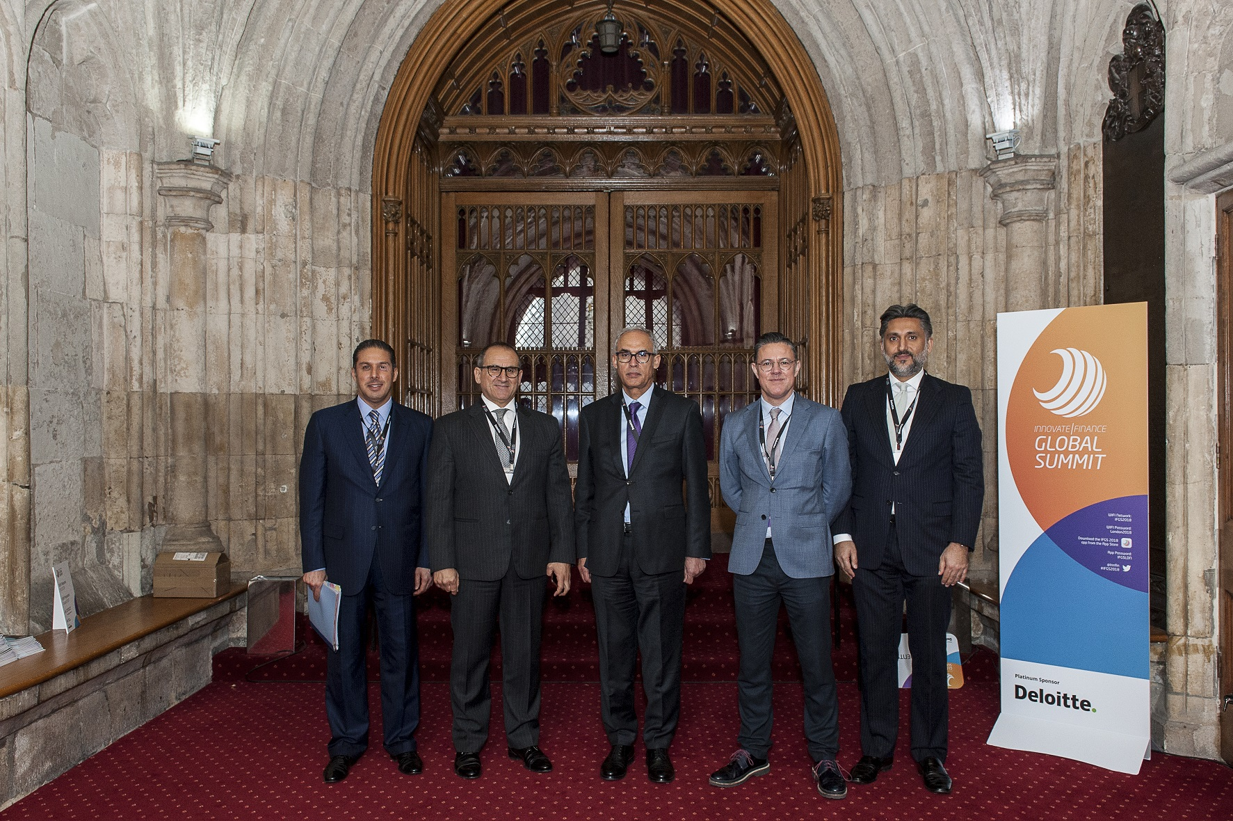 Bahrain EDB, the MoIC and the CBB went to London to wow global investors and business leaders