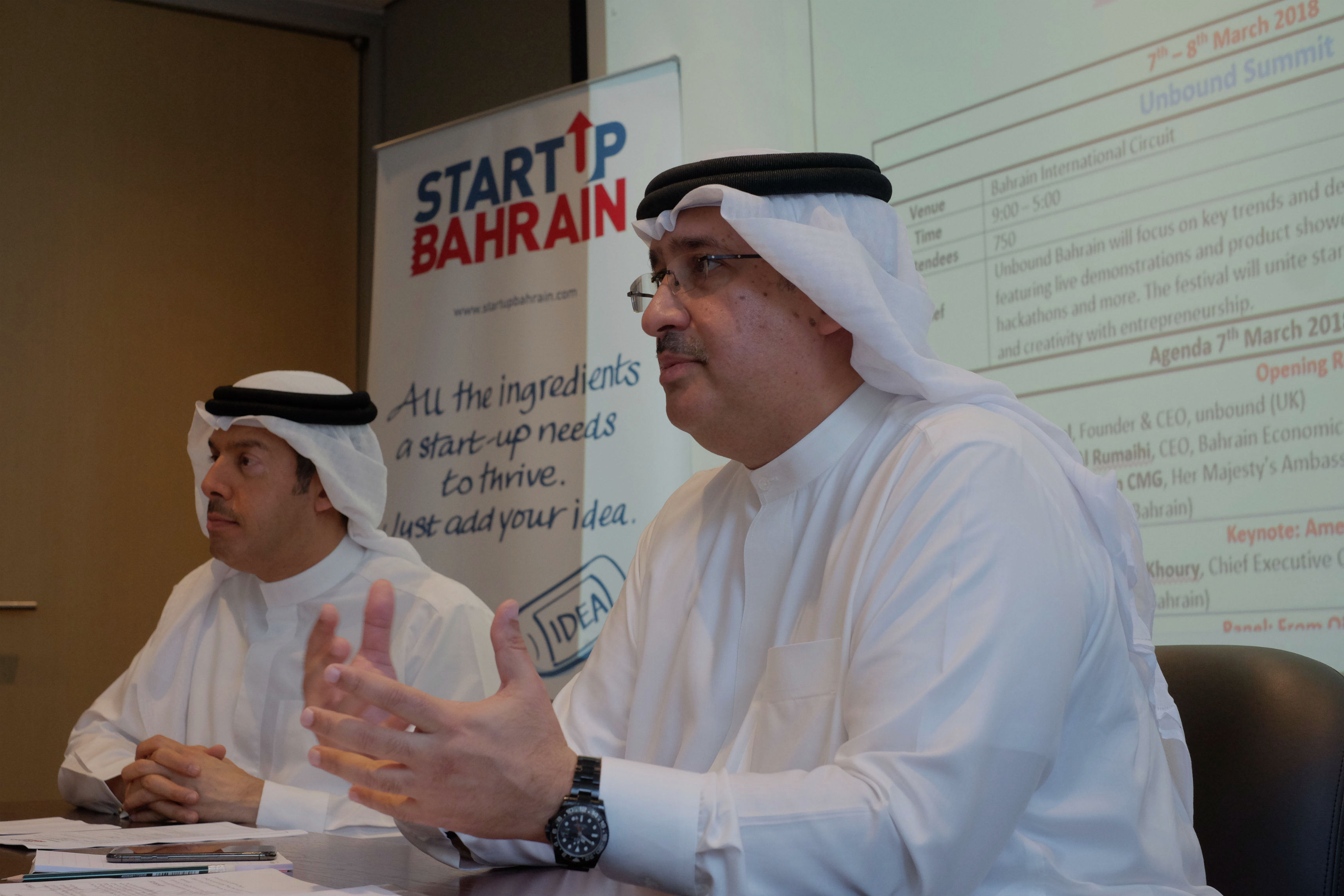 StartUp Bahrain Week supports the future of innovation in the region