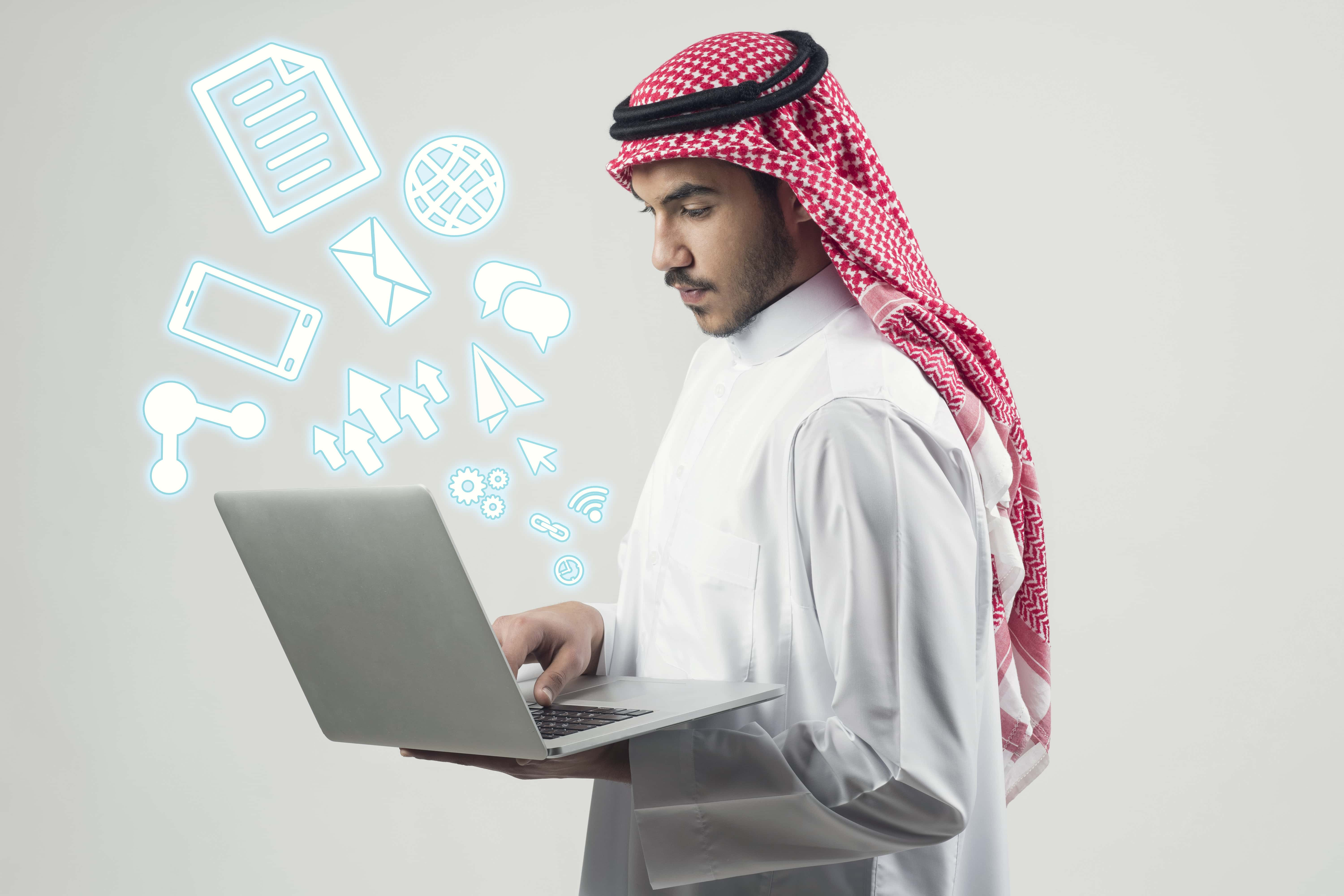 SFCSP joins forces with VirtuPort to provide quality IT training to talented Saudi youths