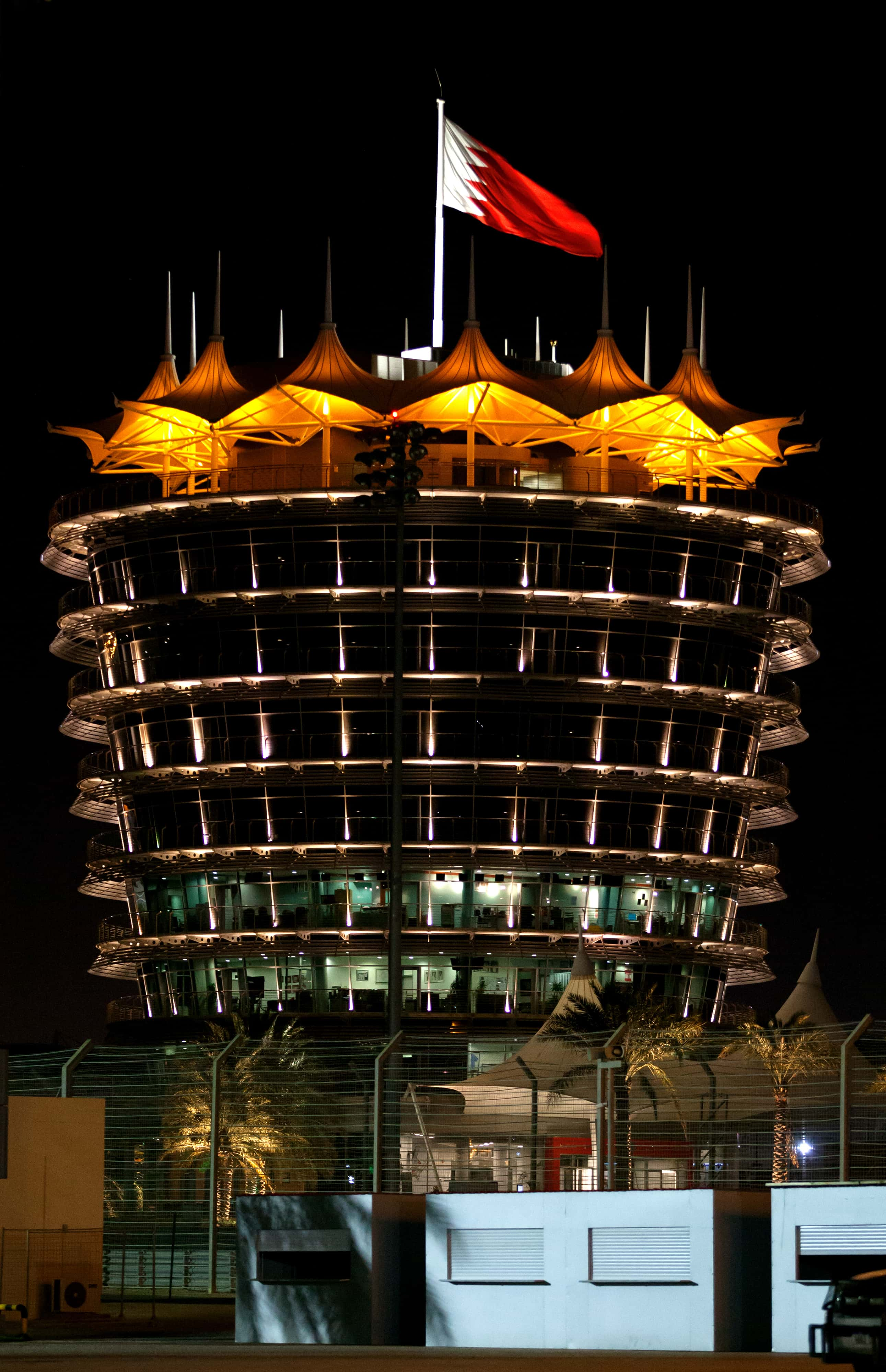 VIVA Bahrain plugs in a state-of-art technology during the F1 at the Bahrain Grand Prix.