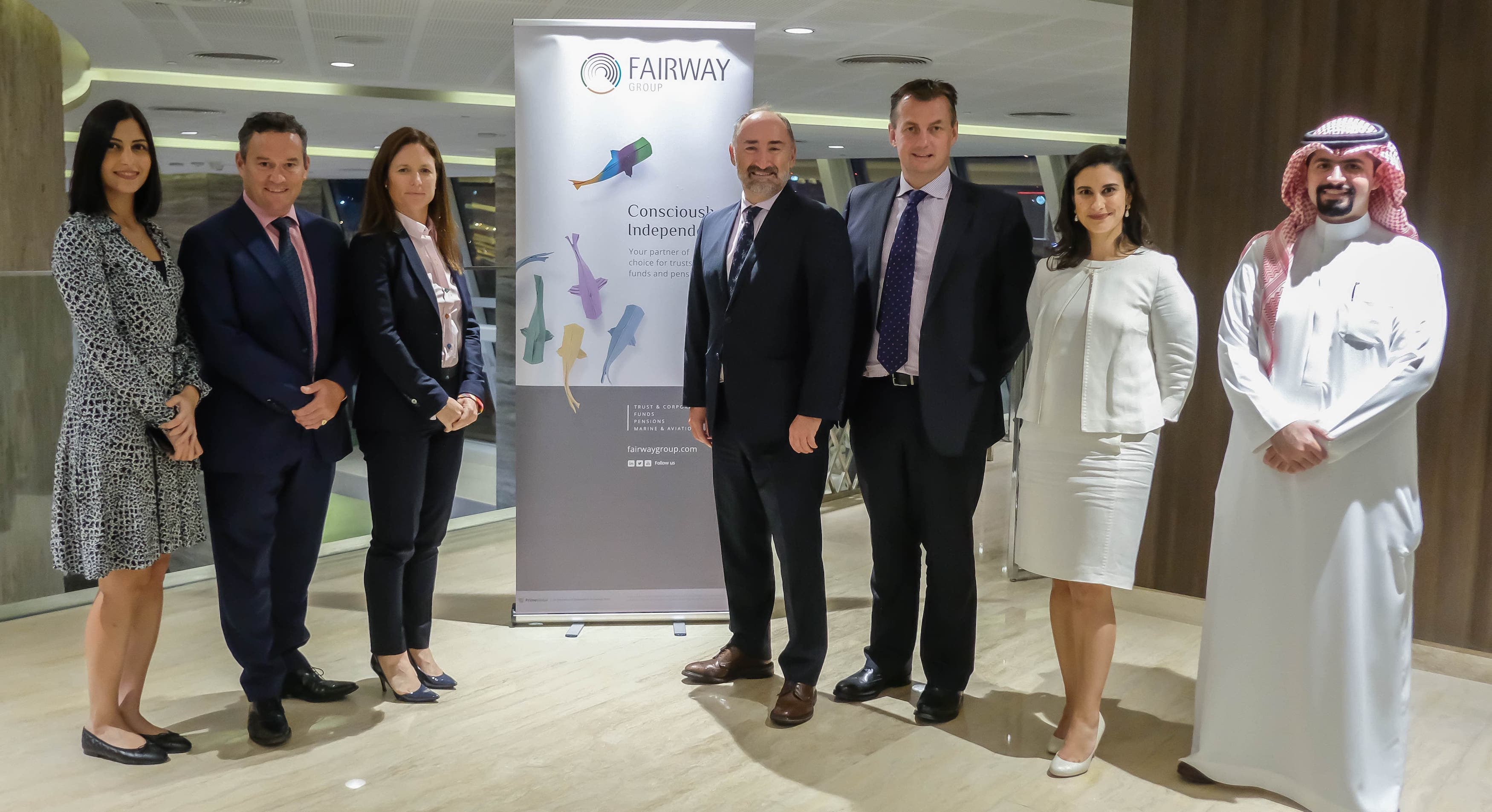 Fairway Group sets foot in Bahrain as part of a global expansion strategy