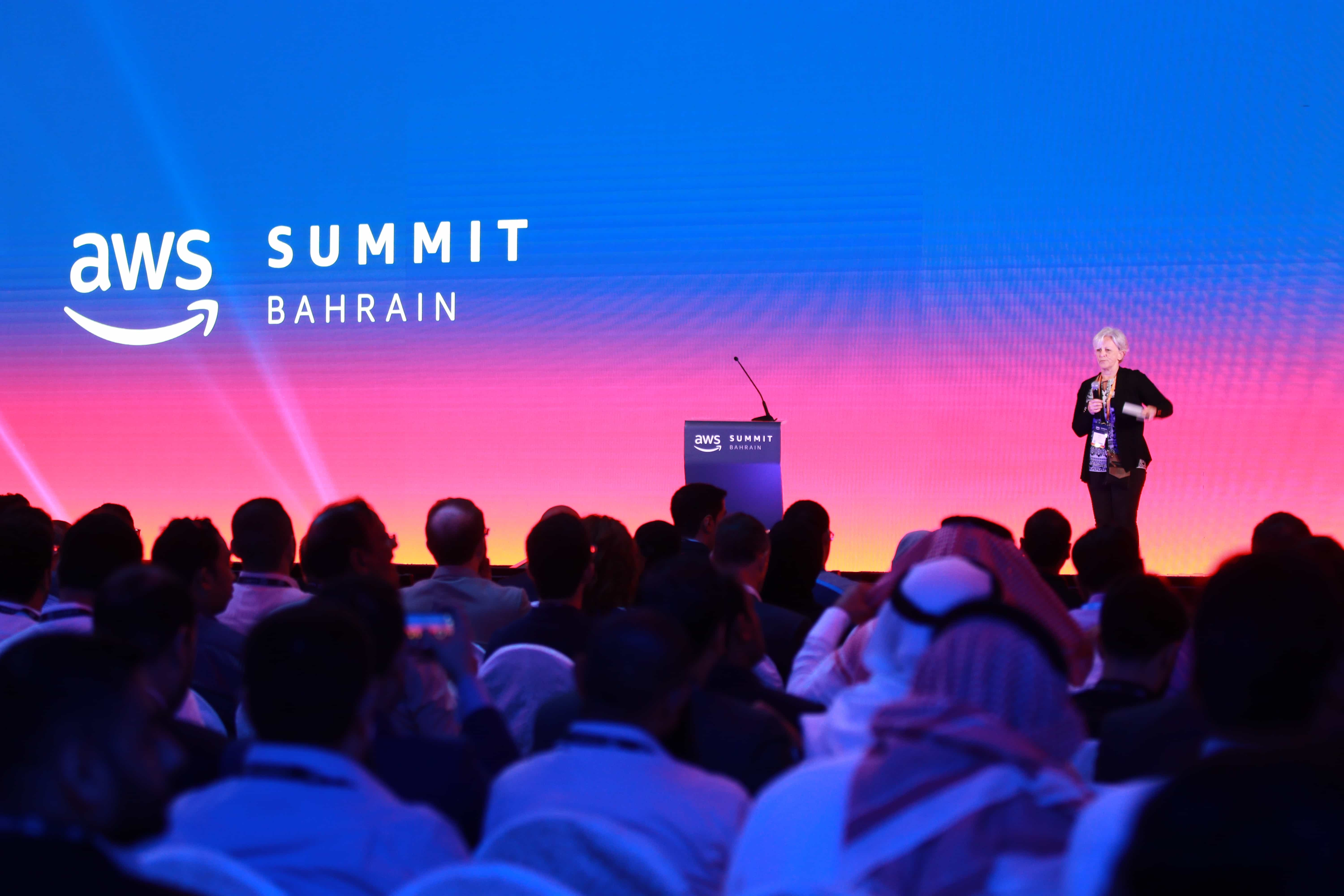 Couldn't attend Bahrain Tech Week? Here are 20 things you missed