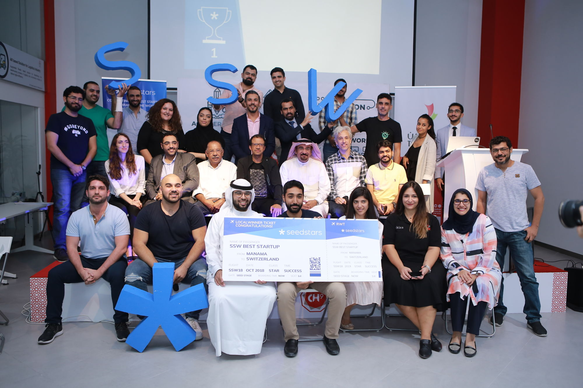 Bahraini Health-Tech Startup Temr.cm, wins the Manama Chapter of Seedstars World, qualifies for the global competition