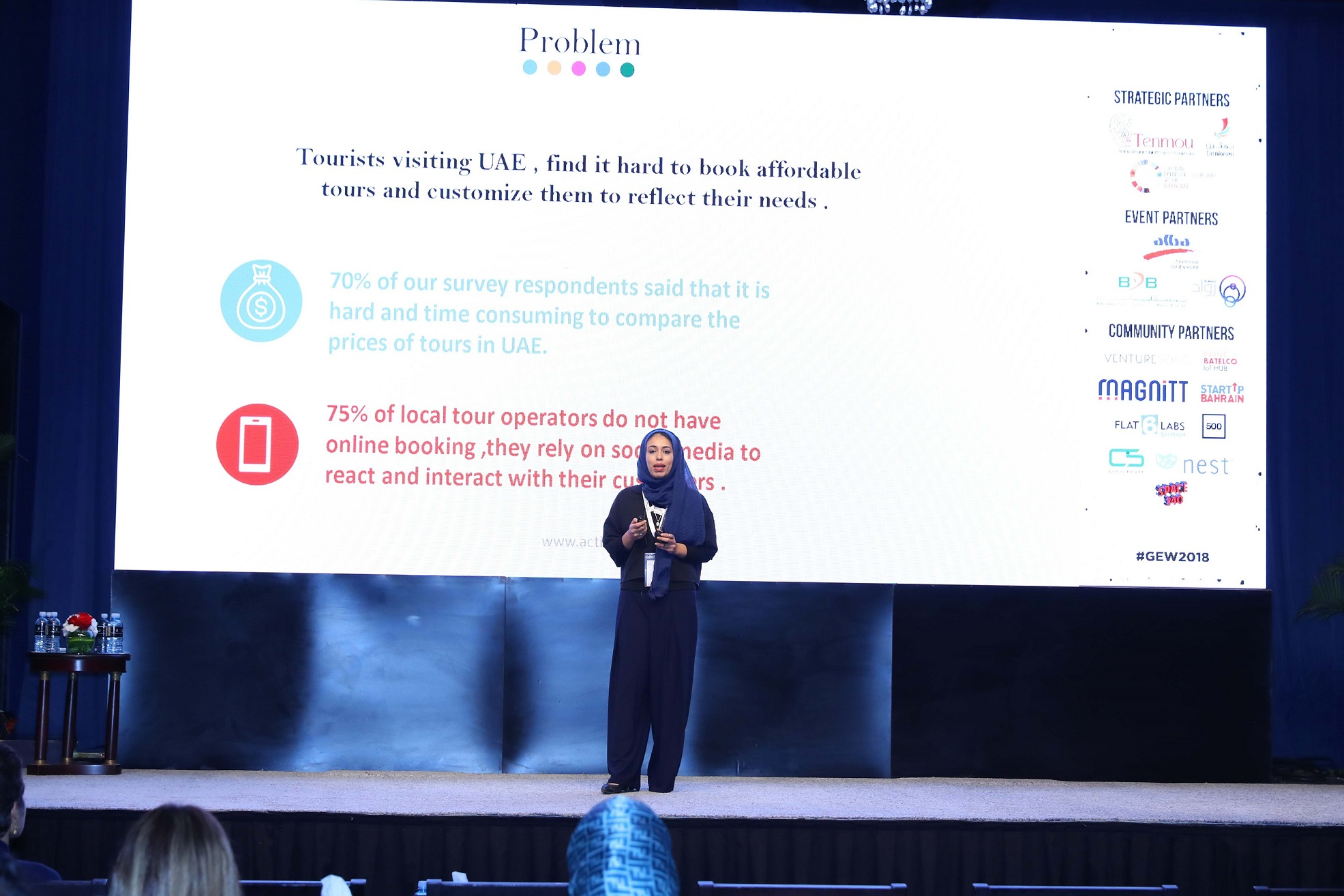 Tenmou Successfully Held the 7th Annual MENA Angel Investors Summit 2018