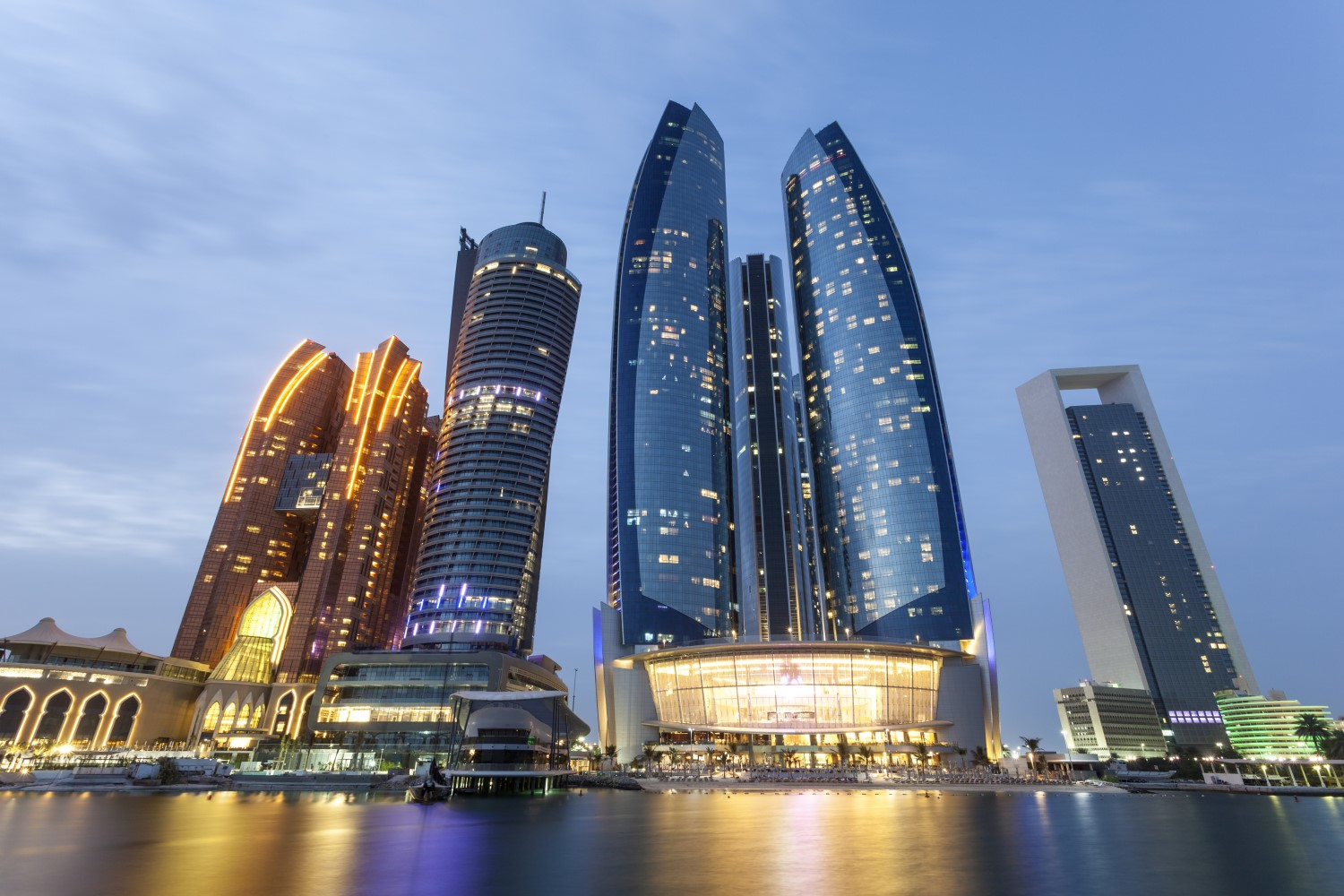 Abu Dhabi government's investment arm uses blockchain to issue $500 million worth Islamic bond