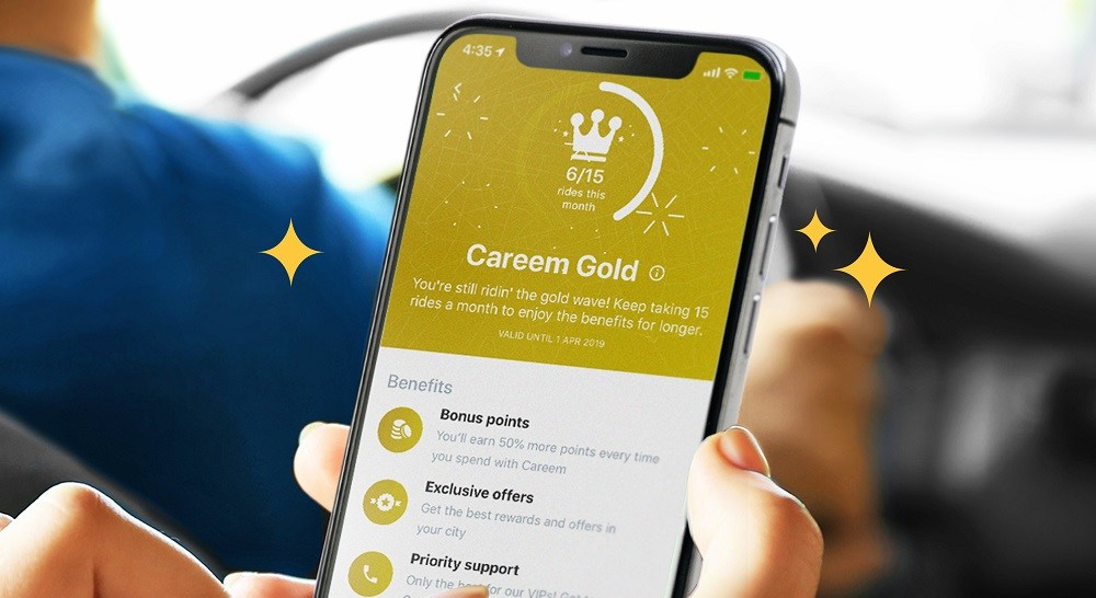 Careem extends its reward program for all 33 million users worldwide