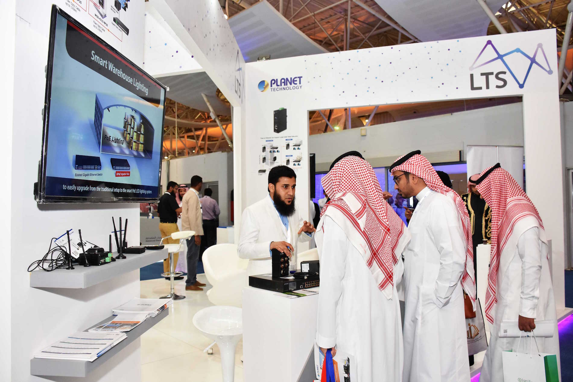 Saudi IoT firm Logistics Technology Services reveals plans for GCC expansion