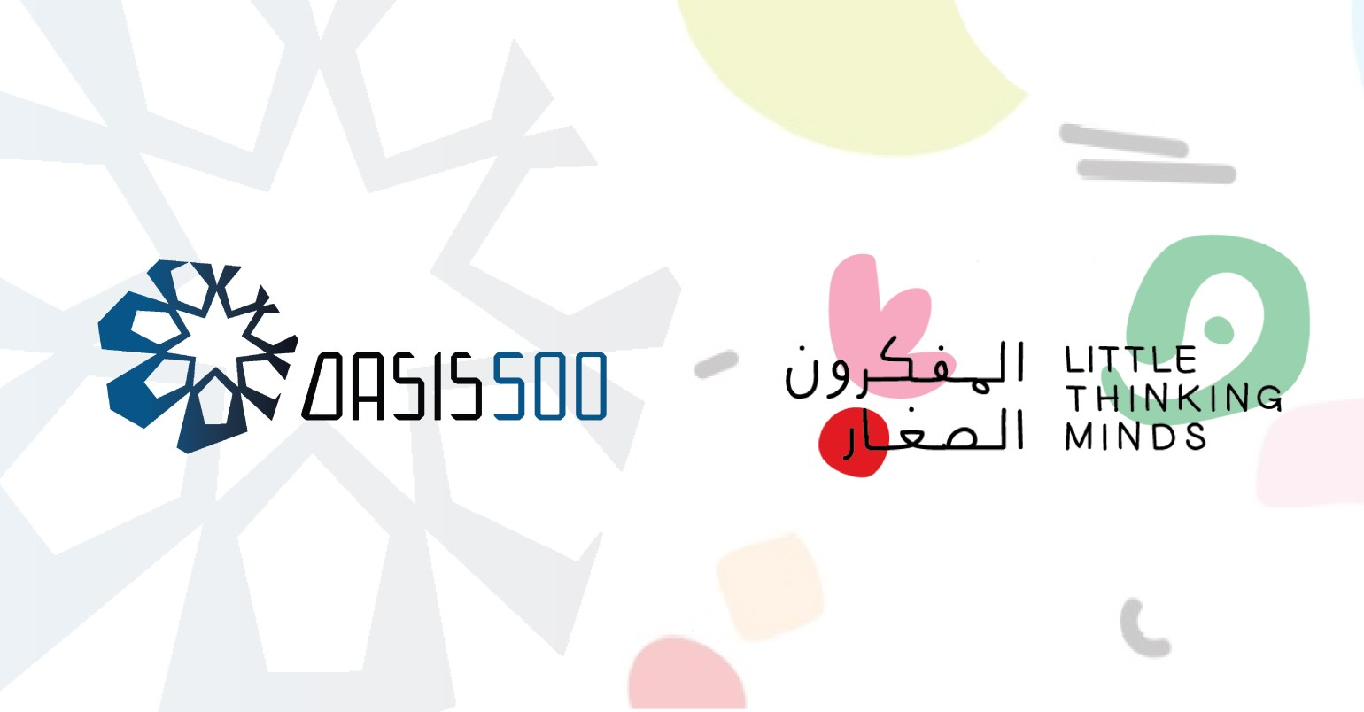 Oasis500 partially withdraws from Little Thinking Minds