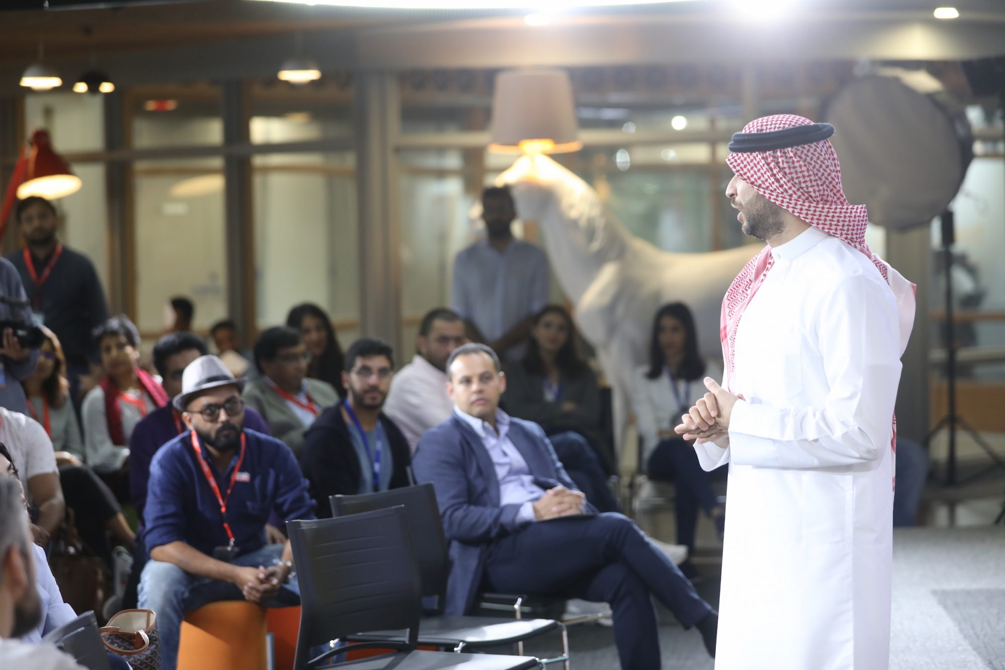 Missed StartUp Bahrain Week? We've put together the highlights of the week for you