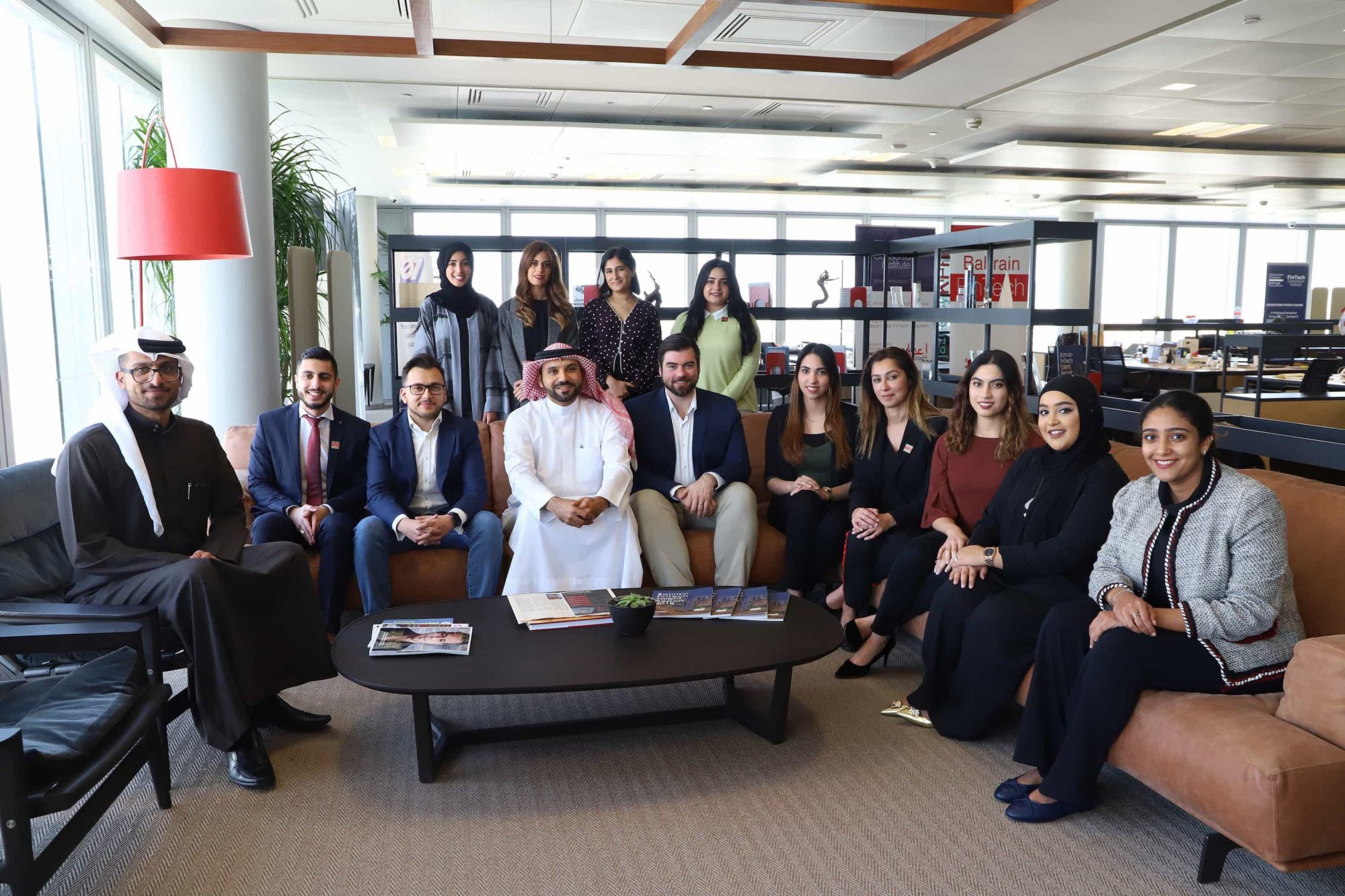 Bahrain FinTech Bay just had its first birthday bash
