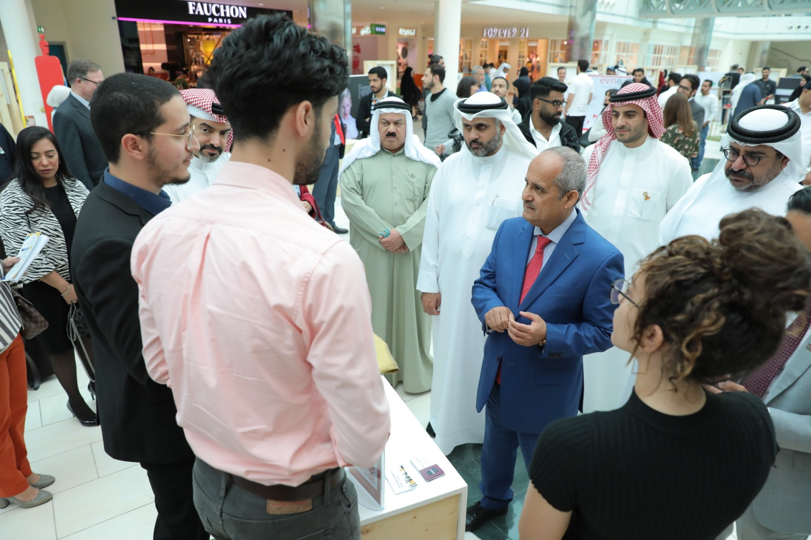 Mashroo3i celebrates the potential of young Bahraini entrepreneurs