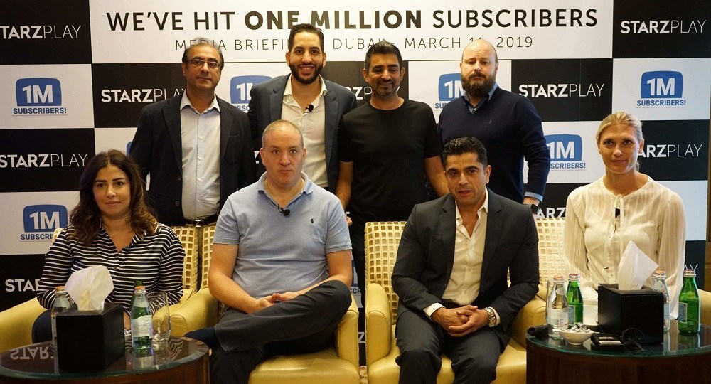 With 1m subscribers onboard, StarzPlay is one step closer to dominating MENA's on-demand-video market