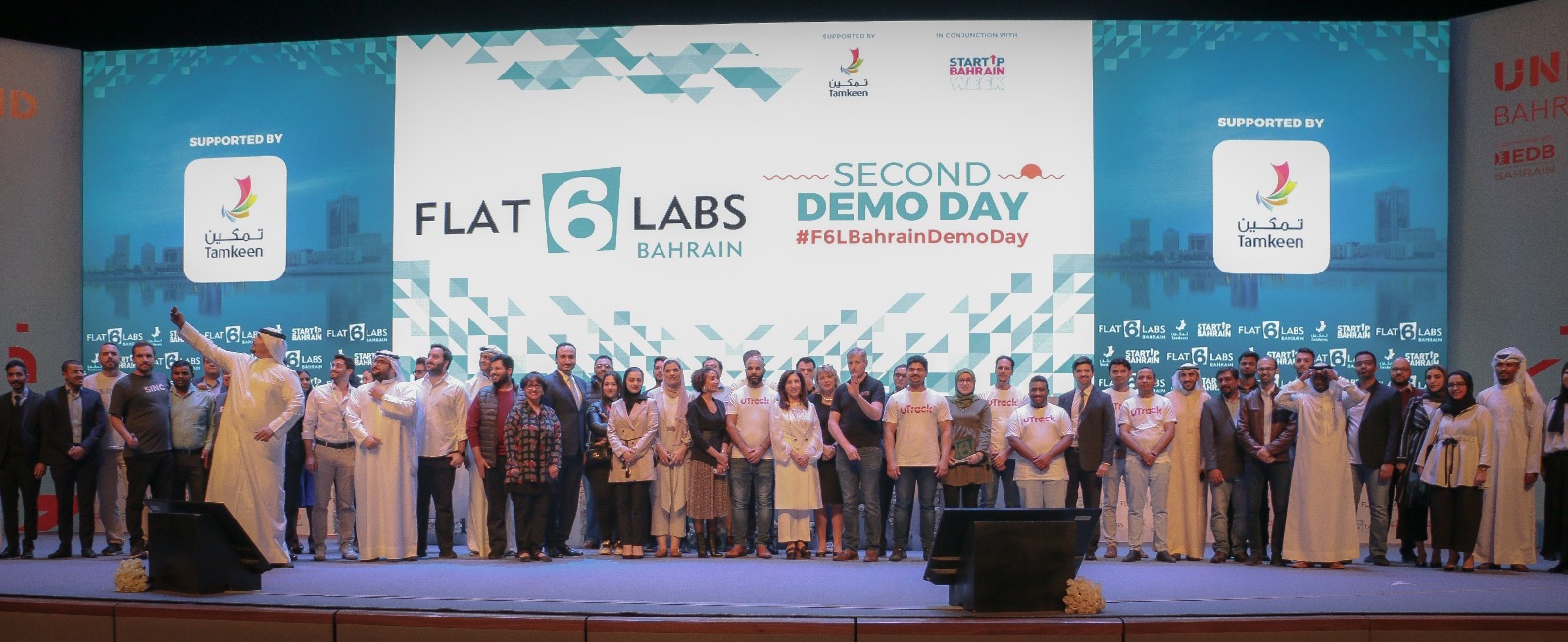 8 local and international startups steal the show at Flat6Labs Bahrain's Demo Day 2.0
