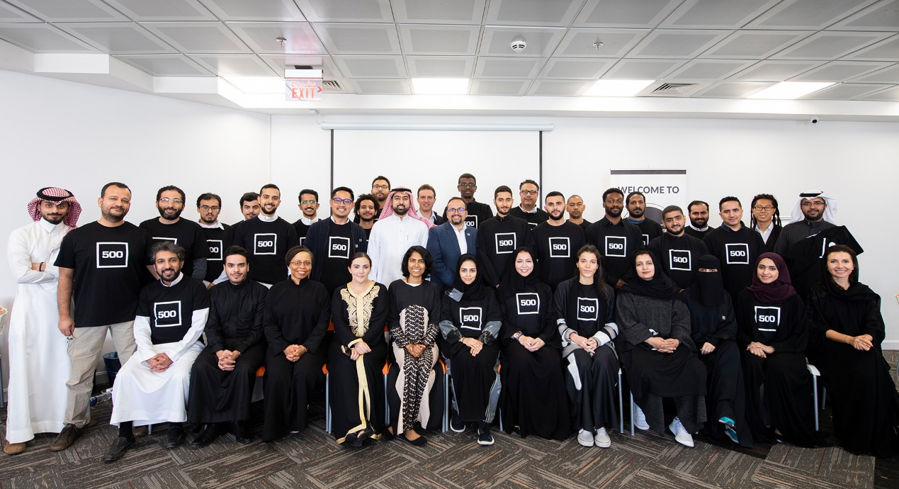 500 Startups and Misk Innovation's joint startup accelerator program is helping 19 startups to hit the next level of growth