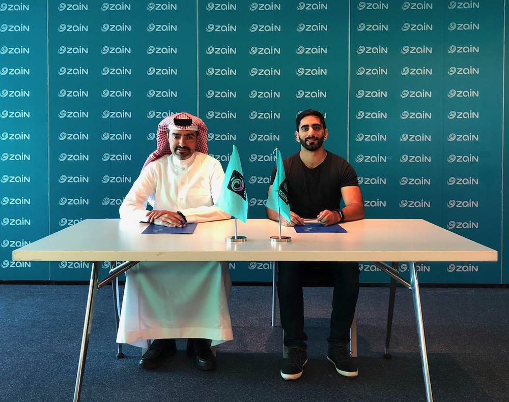 Zain Bahrain and Malaeb team up to host a three-day football tournament in the Kingdom