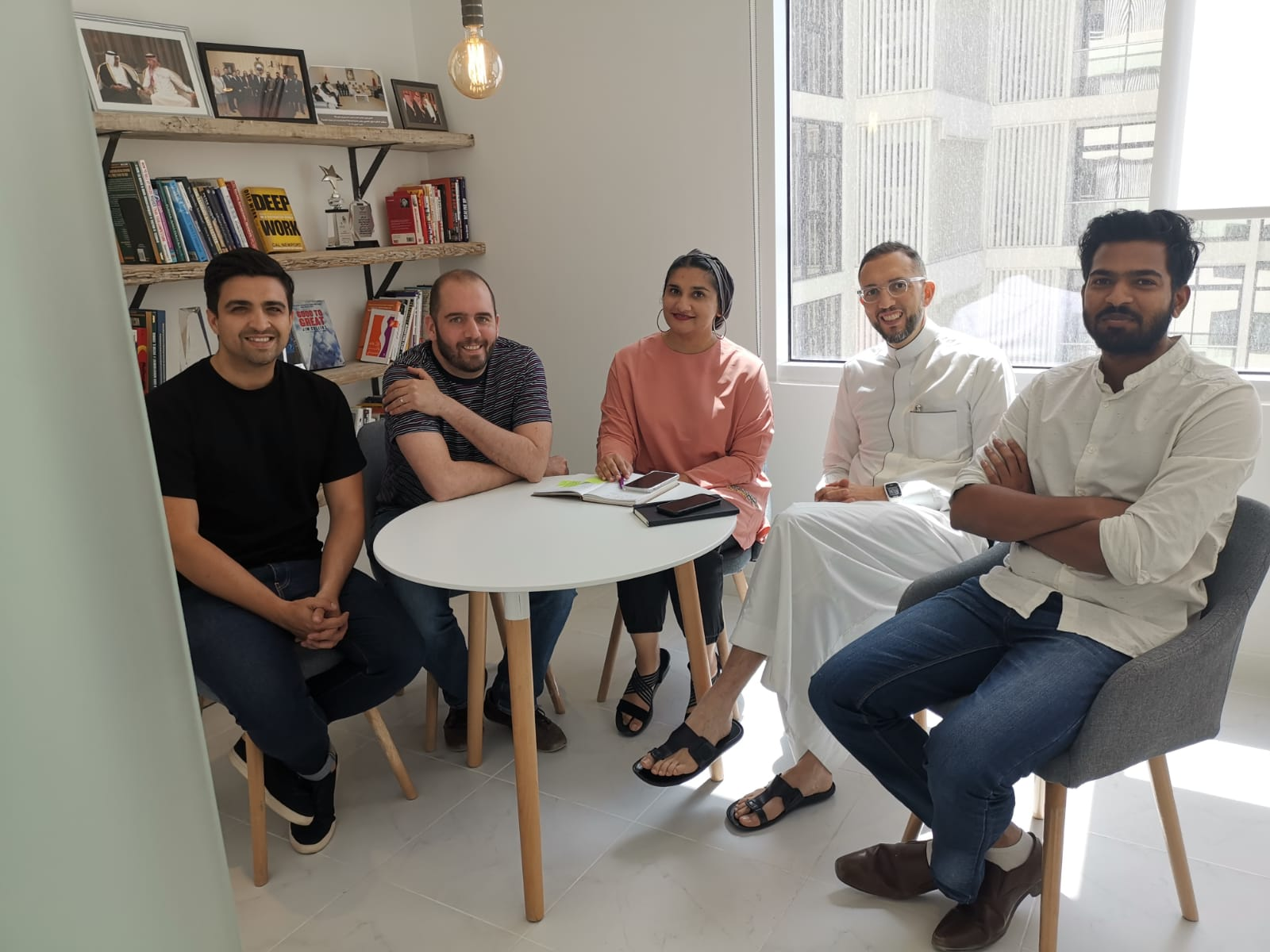 The Stories Studio bags $70K in its 1st follow-on funding since graduating Flat6Labs Bahrain