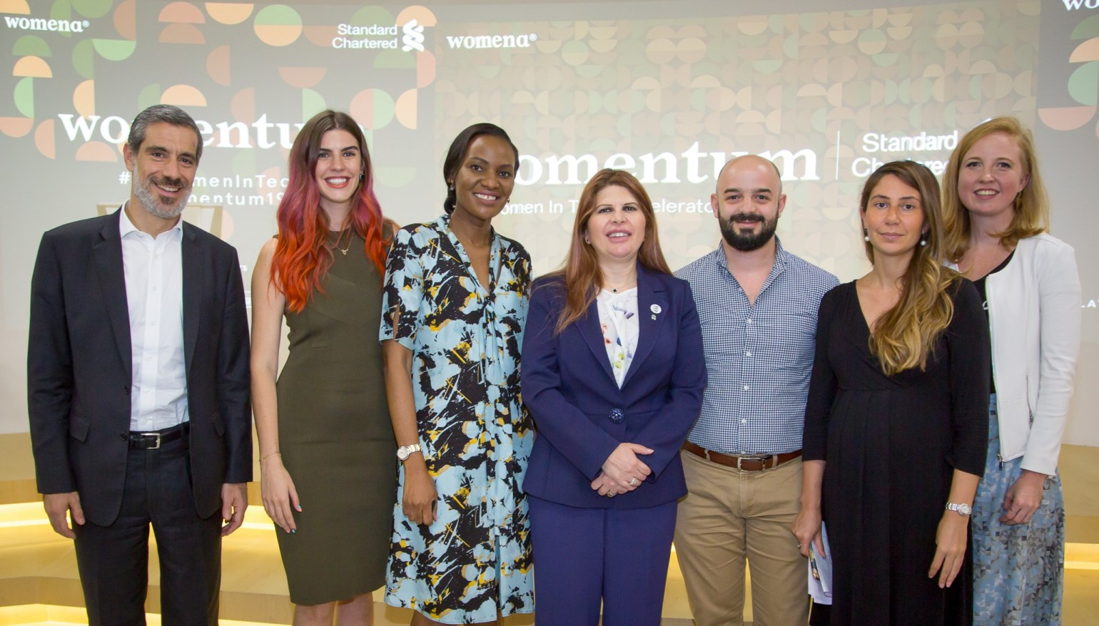 Womena announces finalists for its flagship Womentum Accelerator 2019