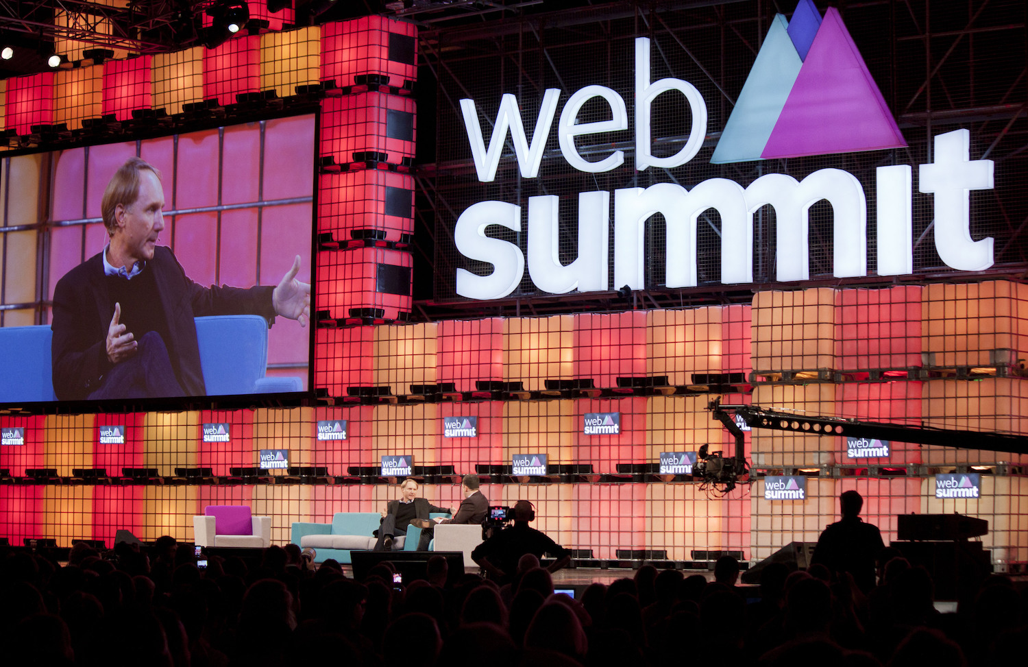Paddy Cosgrave wants to bring the Web Summit to the Middle East by 2022