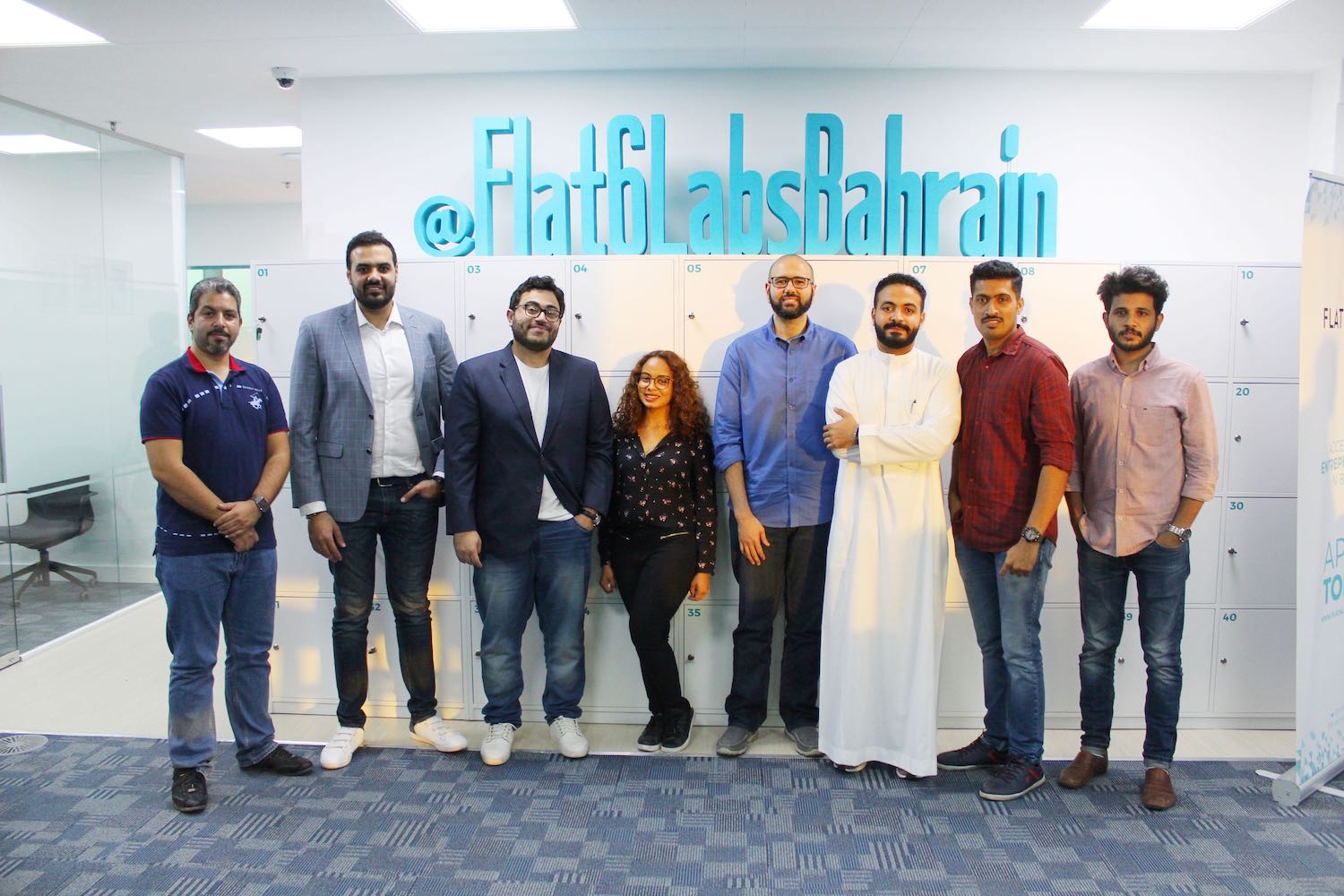Cycle 3.0 of Flat6Labs Bahrain's acceleration program kicks off with six startups