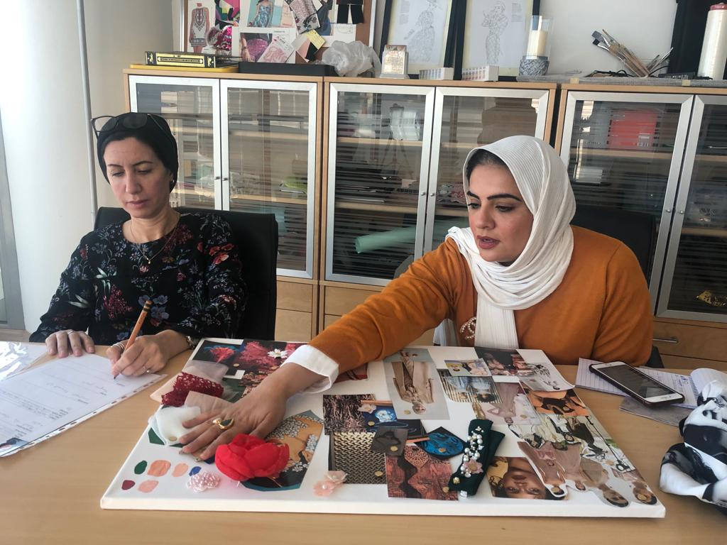 Fashion? Design? It's all possible with Bahrain's first Fashion Incubator