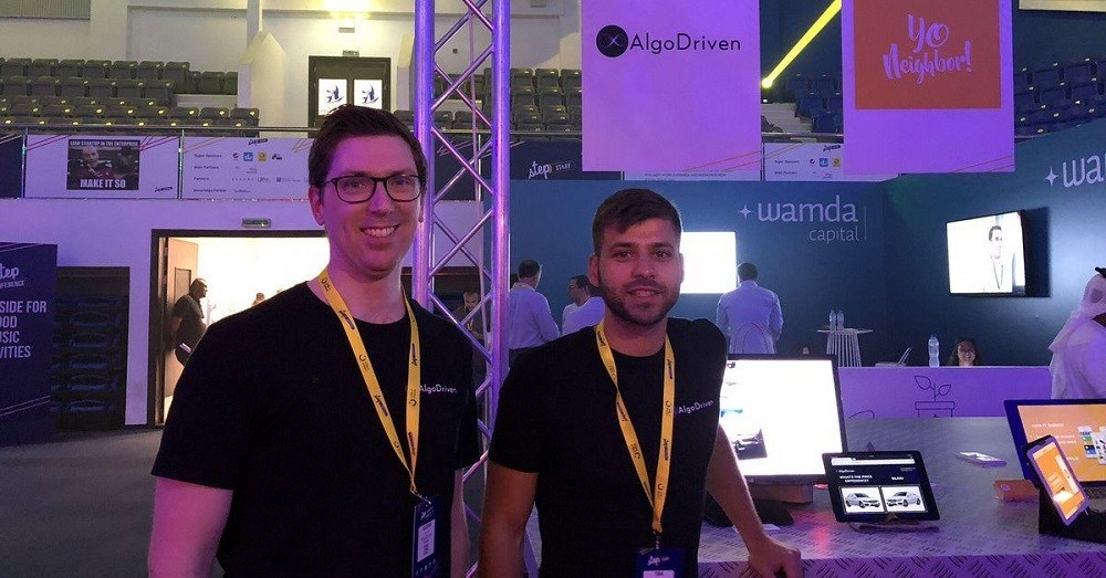 Automotive data startup AlgoDriven scores $625K from MENA and Silicon Valley investors