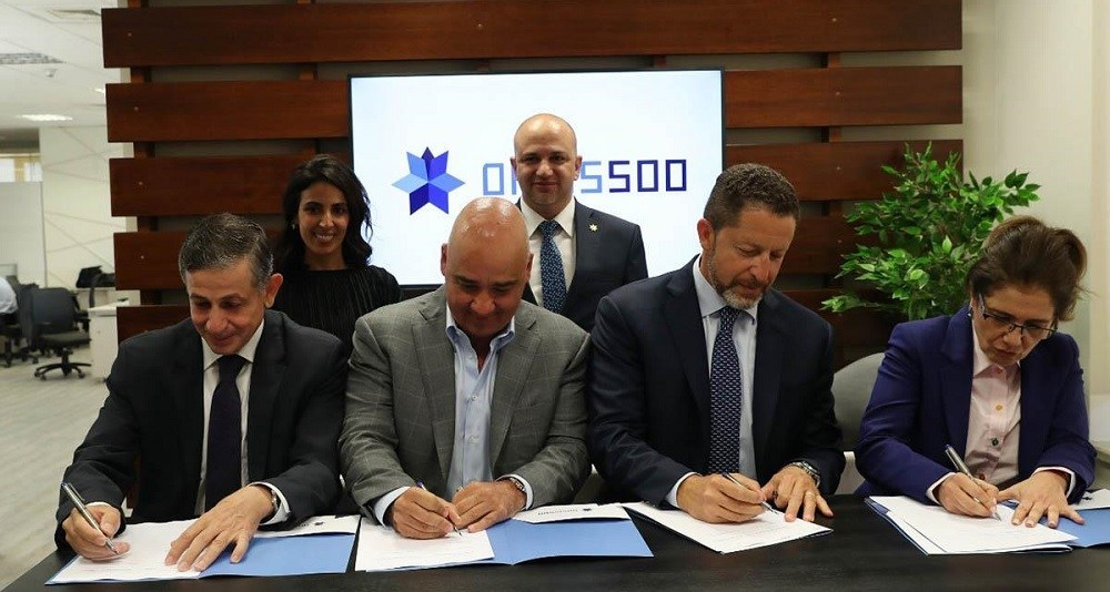 Oasis500 launches a new fund for Jordan's ICT and innovative industrial startups
