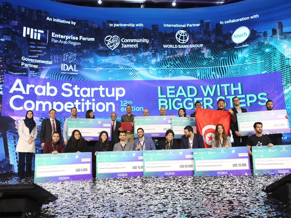 MITEF is now accepting applications for Arab Startup Competition 2020