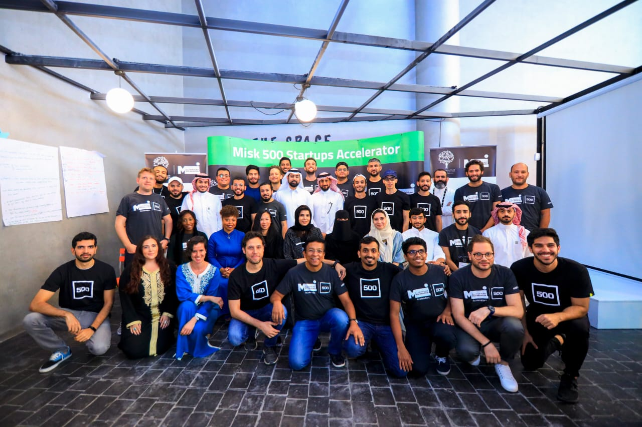 Here are the 20 startups participating in Misk 500 Accelerator program 2.0