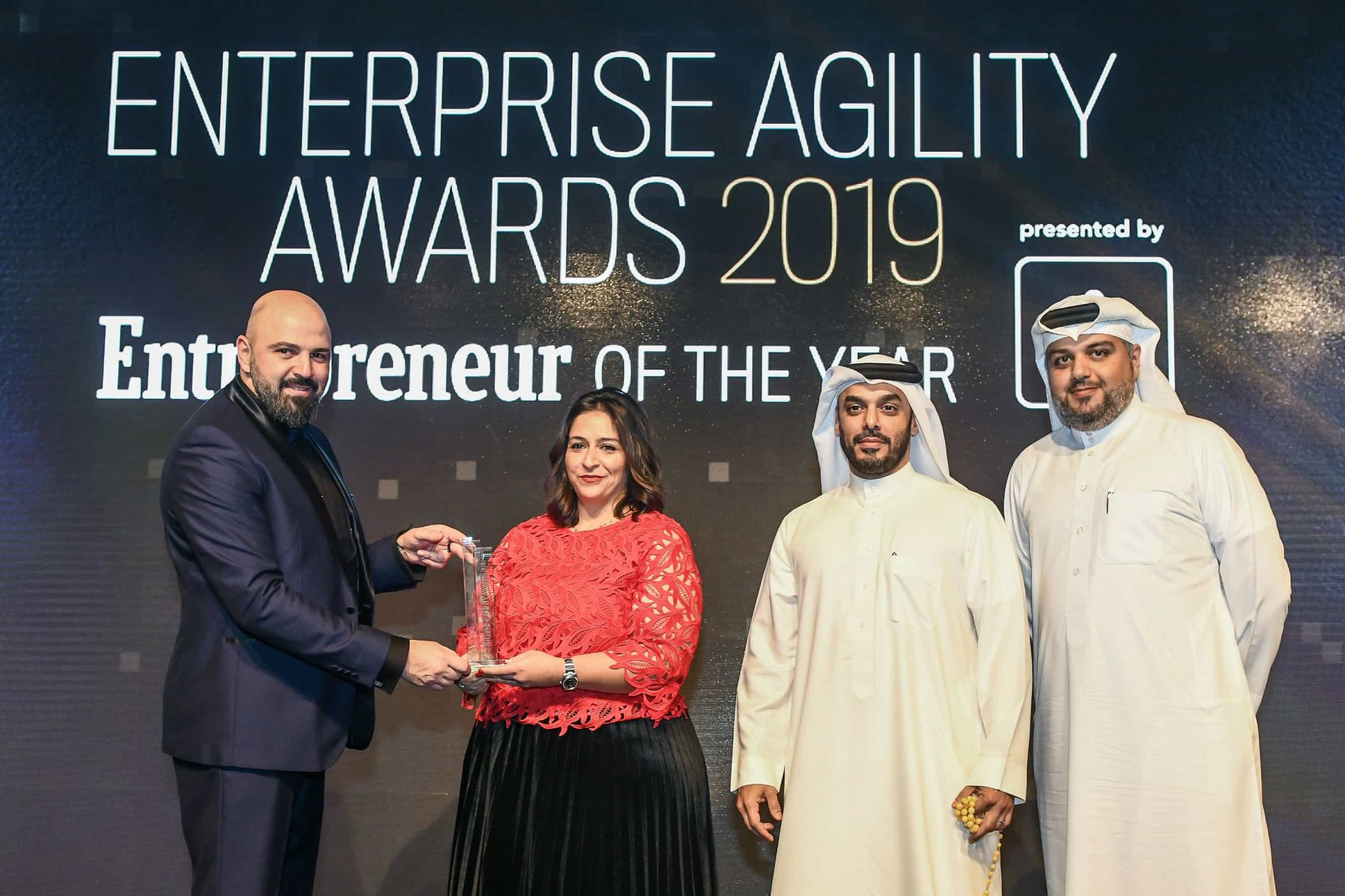 StartUp Bahrain crowned the 'Digital Startup Hub of the Year' of 2019!