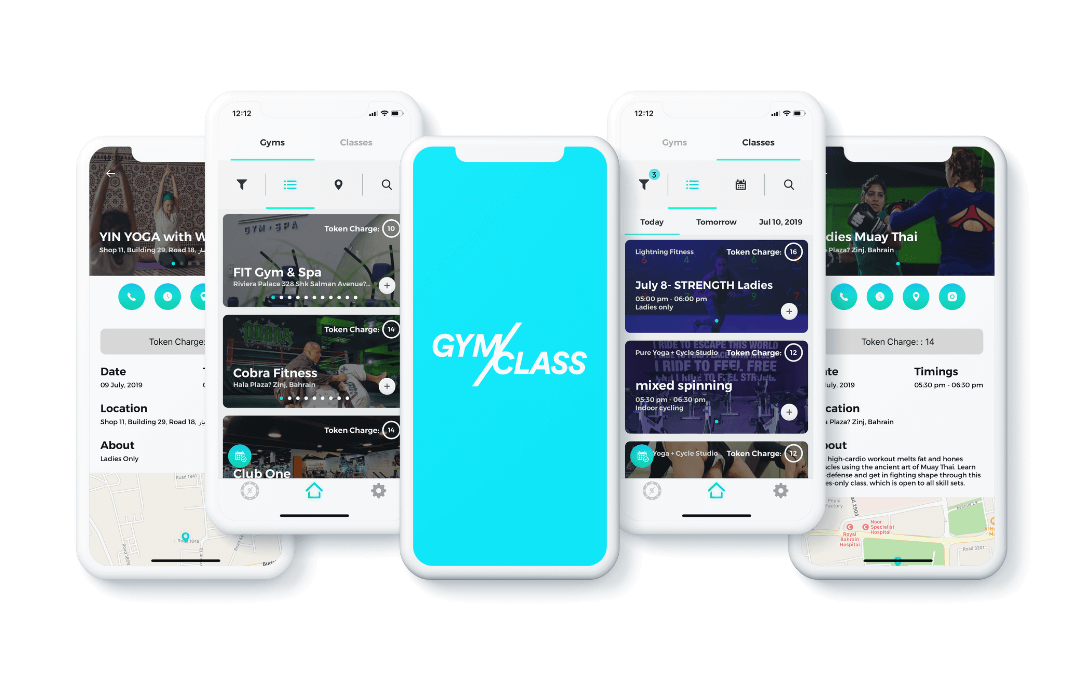 Meet GymClass, the startup that lets you break away from your boring fitness regime