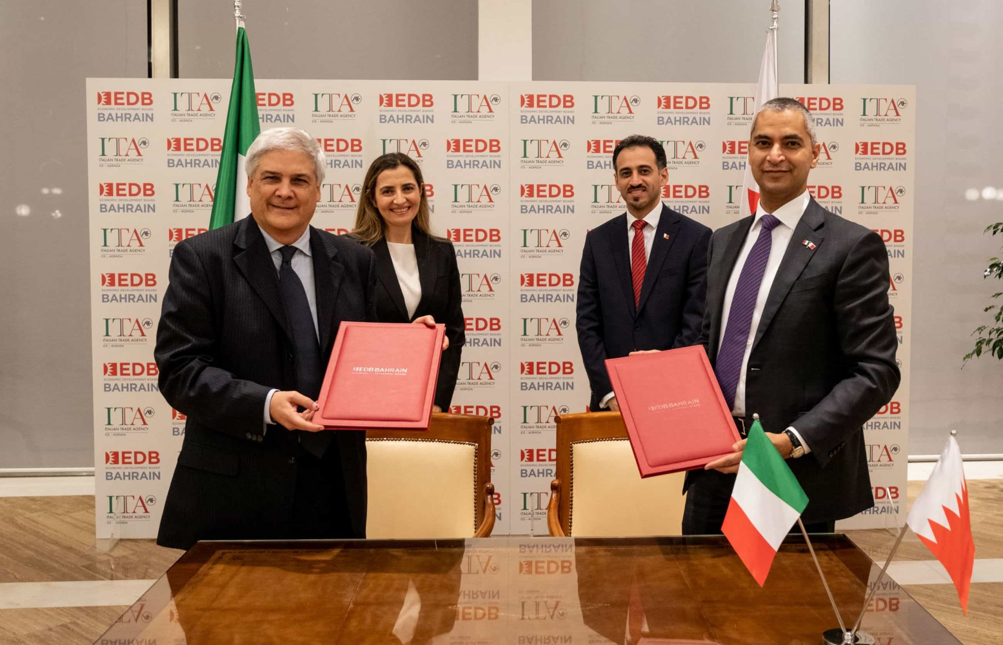 The Italian Trade Agency (ICE) to open office in Bahrain
