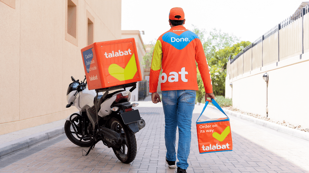 Food delivery platform Otlob will now be known as Talabat
